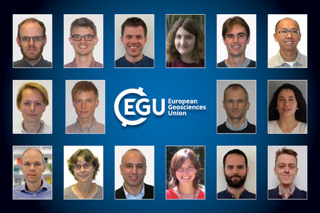 Some of the participants in the EGU General Assembly 2021