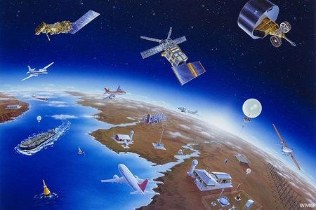 Earth observation system